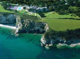 The Carlyon Bay Hotel and Spa, golf hotel in St Austell