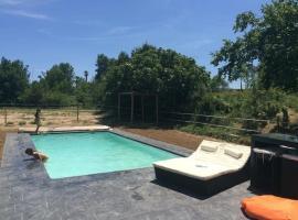 Haras des Arcades, hotel with pools in Perpignan