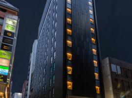 The Royal Park Canvas - Ginza 8, hotel in Tokyo
