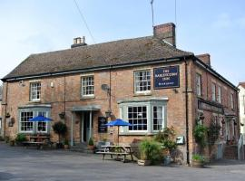 The Barleycorn Inn, hotel near Ludgershall Castle, Collingbourne Ducis