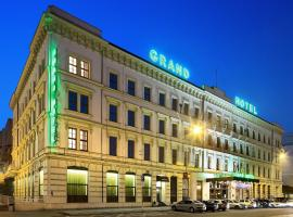 Grandhotel Brno, hotel in Brno