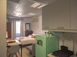 Mastiha Villas in Chios Center