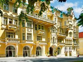 Ensana Svoboda, hotel in Mariánské Lázně
