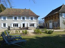 le domaine du chaffard, hôtel à Les Avenières près de: Walibi Rhône-Alpes