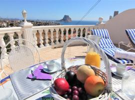 VILLAGUILA, cottage in Calpe