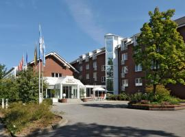 Parkhotel Am Glienberg, golf hotel in Zinnowitz