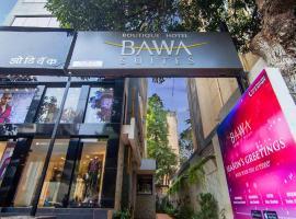 Hotel Bawa Suites, hotel near Dadar Railway Station, Mumbai
