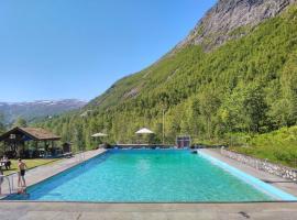 Voss Mountain Lodge, hotell på Mjølfjell