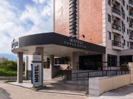 Summit Montese Tower Hotel, hotel near Serrinha do Alambari Environmental Protection Area, Resende