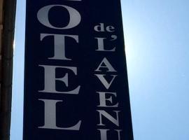 Hôtel de L'Avenue, hôtel à Tarbes près de: Aéroport de Tarbes-Lourdes-Pyrénées - LDE