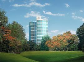 Hotel Mulia Senayan - Jakarta, hotel dekat Komplek Gelora Bung Karno, Jakarta