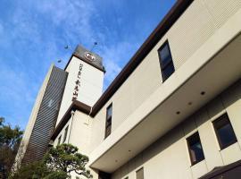 ホテル武志山荘、出雲市のホテル