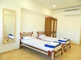 ISKCON, hotel en Pune