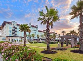Hotel Galvez and Spa, hotel near Port of Galveston, Galveston