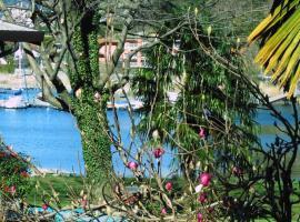 RESIDENZA IL CILIEGIO, villa in  Monvalle