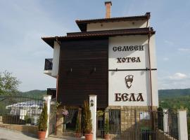 Семеен Хотел Бела, хотел в Трявна