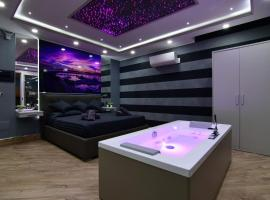 Starry Sky Charming House, hotel with jacuzzis in Alghero