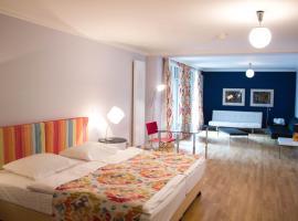 das HOTEL in München, hotel in Munich