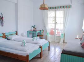 Villa Valia, hotel in Acharavi