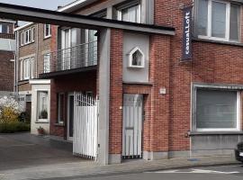 Apartment casuaLLoft, boutique hotel in Kortrijk
