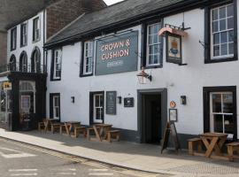 Crown and Cushion Appleby, hotel in Appleby