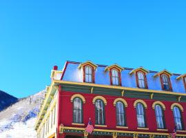 Grand Imperial Hotel, hotel near Silverton Mountain Ski Area, Silverton