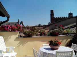 Orvieto in Terrazza, bed & breakfast a Orvieto