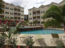 Silver Reefs apartment, hotel in Kittitian Village