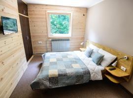 Gorski vrt, motel in Novi Sad