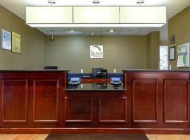 Sleep Inn & Suites Dyersburg I-155, hotel in Dyersburg