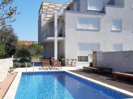 Sobe Dragić, three-star hotel in Zadar