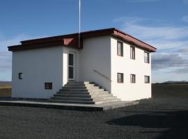 Holssel, hotel en Myvatn
