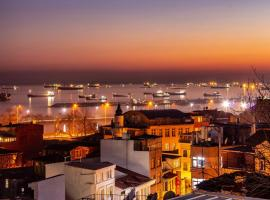 Reggae Apart Hotel, ξενοδοχείο διαμερισμάτων στην Κωνσταντινούπολη