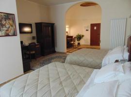 Hotel Europa, hotel en Rieti