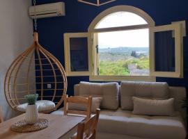 Greek Blue Apartment, pet-friendly hotel in Plakias