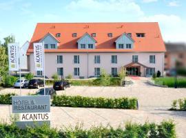 ACANTUS Hotel, hotel near Schloß Weißenstein, Weisendorf