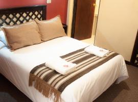 Hotel Oblitas Plaza de Armas Cusco, accessible hotel in Cusco