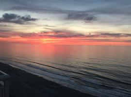 Specatular Ocean Front, serviced apartment in Myrtle Beach
