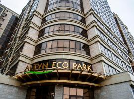 Altyn Eco Park, отель в городе Нур-Султан