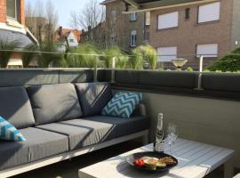 Vakantiewoning De Konijnenweg, apartment in De Panne