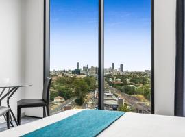 Essence Suites Taringa, serviced apartment in Brisbane