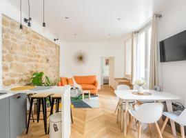 Amazing Apartment Notre Dame Boulevard St-Germain - 4 Bedrooms, apartament a París