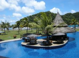 Cove Resort Palau, hotel in Koror