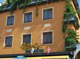 HOTEL ZILLNERs EINKEHR ***, Hotel in der Nähe von: LOKschuppen Simbach am Inn, Altheim