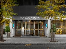 AC Hotel Atocha, hotel near Atocha Train Station, Madrid