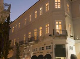 Four Streets Athens - Luxury Suites Apartments in Athens, luxury hotel in Athens