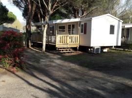 Mobile Home Gastes, campground in Gastes