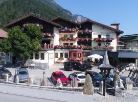 Hotel Alpenrose, Hotel in Pertisau