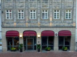 밤베르크에 위치한 호텔 호텔 유로파