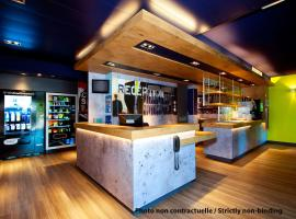 ibis budget Lyon Est Beynost, hotel in Beynost